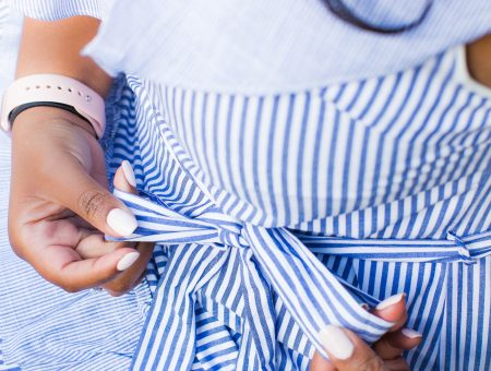 Gingham, Stripes, and Everything Nice